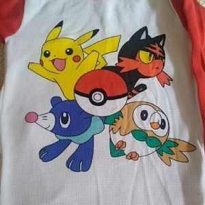 3/$15 Pokemon pajamas